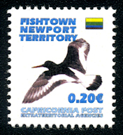 FNT Definitives - Oyster catcher 0.20